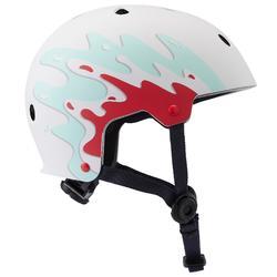 Casque roller skateboard trotinette PLAY 7 Splash
