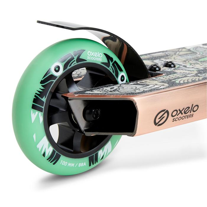 Stunt-Scooter Roller Freestyle MF1.8 + Copper