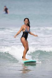 One-Piece Surfing Swimsuit CLEA TRIBU