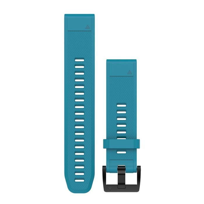 Uhrenarmband Fenix 5 blau Breite 22mm