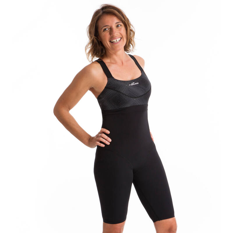 PLAVKY A VYBAVENÍ NA AQUAGYM, AQUABIKE Aqua aerobic, aqua fitness - JEDNODÍLNÉ PLAVKY JAMMER ANNA NABAIJI - Aqua aerobic, aqua fitness