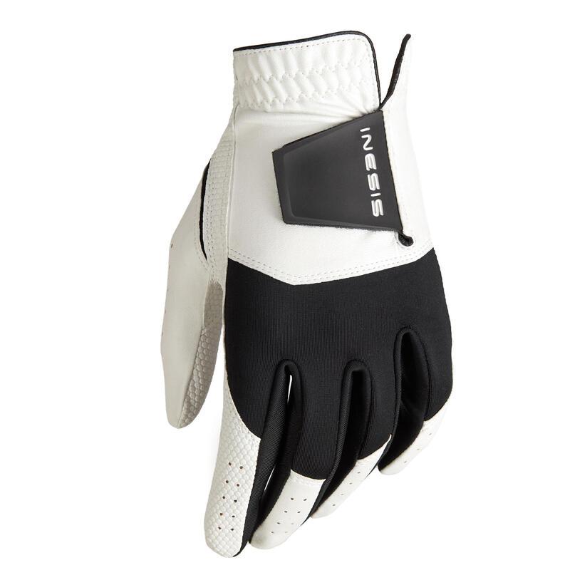 Dámská golfová rukavice pro pravačky bílá