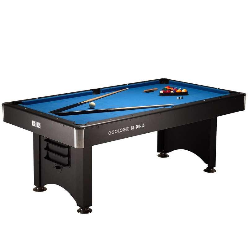 BILLARD Biliárd, Petanque - Pool biliárdasztal BT 700 GEOLOGIC - Biliárd, Snooker