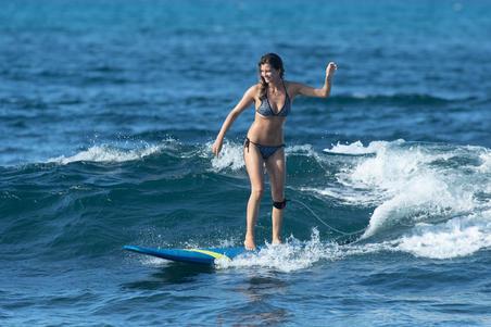 Top de bikini para mujer. Triángulos corredizos MAE ETHNI