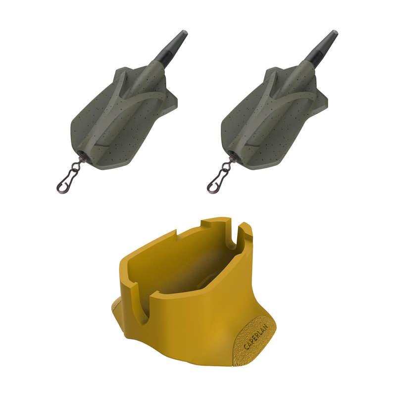 MOMITOARE, ACCESORII FEEDER Pescuit - Kit Method FEEDER CAPERLAN - Pescuit stationar