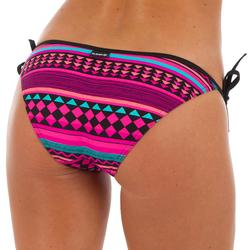 Bikinibroekje met striksluiting opzij SOFY GIO ROZE