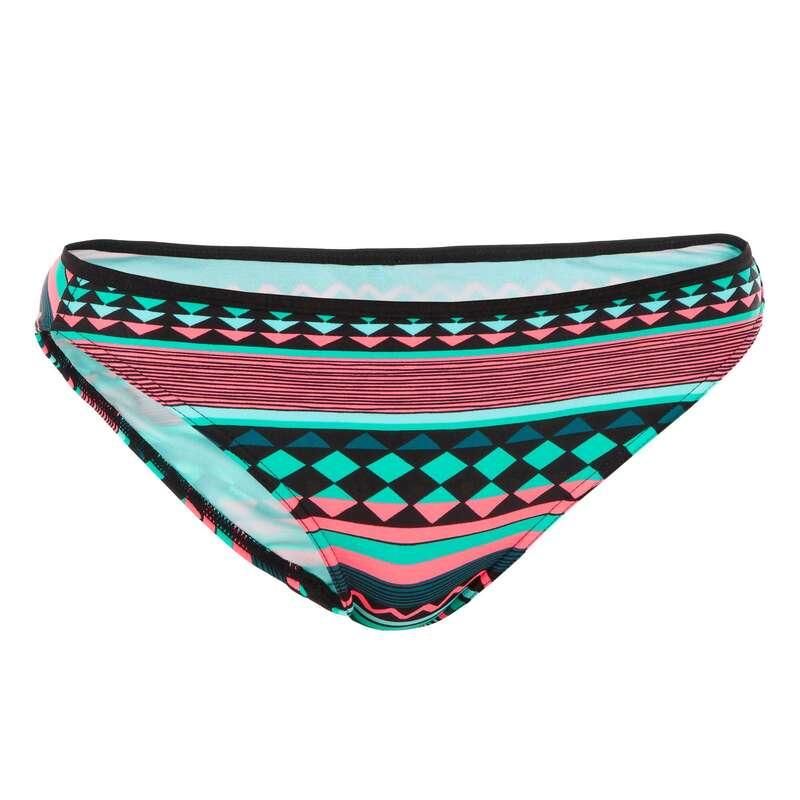 Női fürdőruha alkalmi szörfözéshez Strand, szörf, sárkány - Női fürdőruha alsó Nina Gio OLAIAN - Bikini, boardshort, papucs