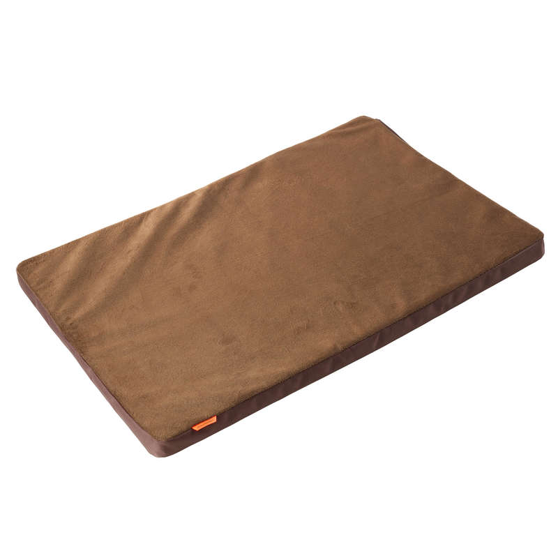 DOG ACCESSORIES Shooting and Hunting - 500 Dog mat Brown SOLOGNAC - Shooting and Hunting