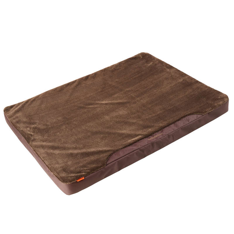 DOG ACCESSORIES Shooting and Hunting - DOG MAT 900 brown SOLOGNAC - Shooting and Hunting