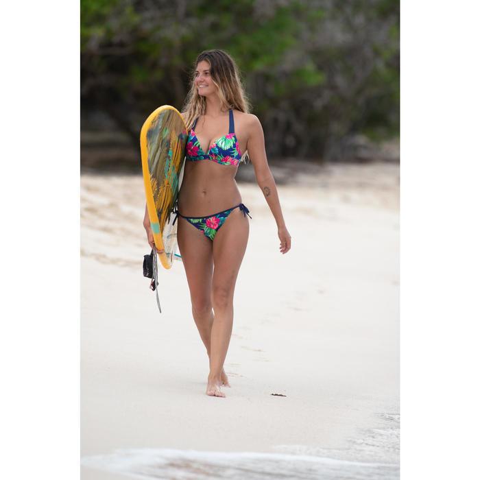 Haut de maillot de bain femme push up avec coques fixes ELENA BORA