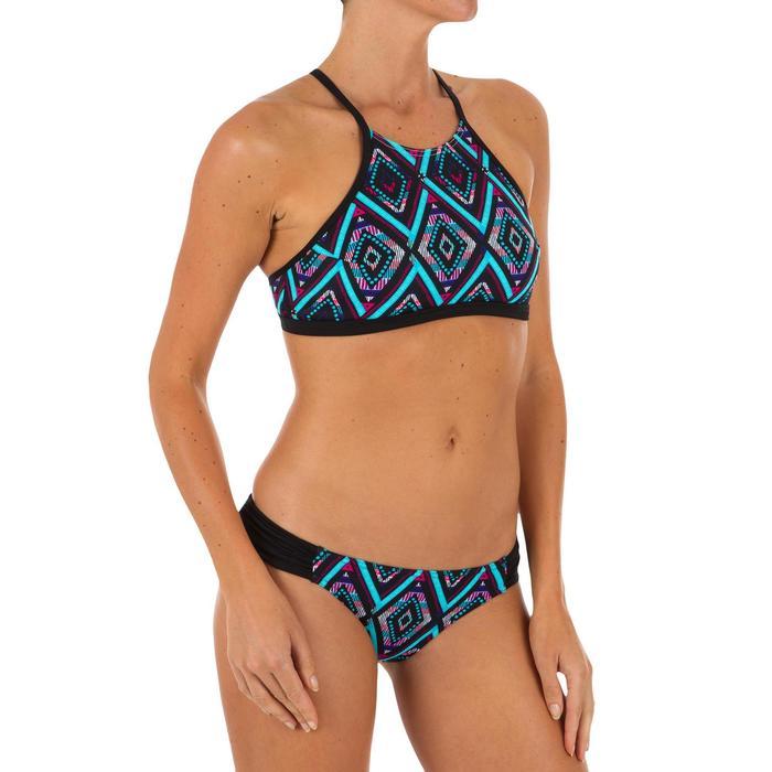 Bikini-Hose Niki Losang Damen blau