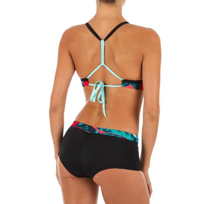 Bikinitopje met dubbele rugverstelling Bea Futuna rood