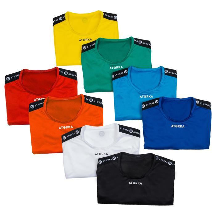 Handbal-T-shirt heren H100C donkerblauw
