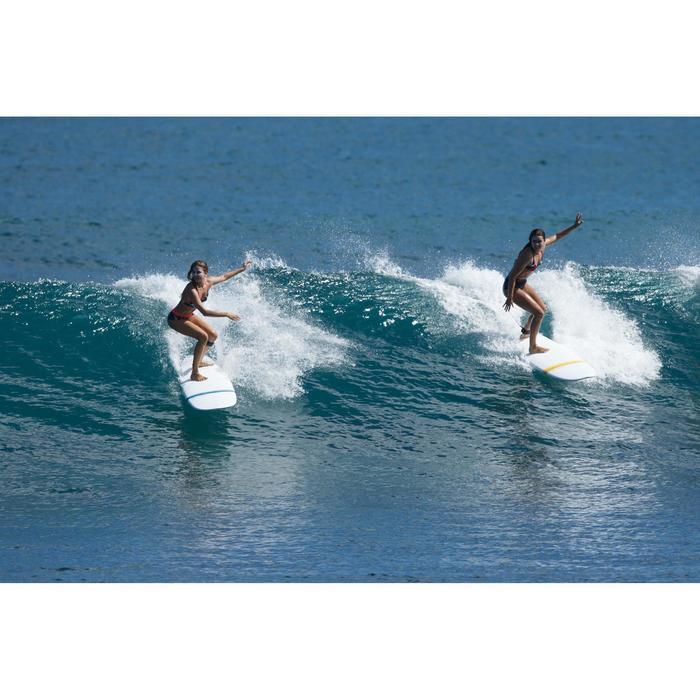Bikinibroekje shortymodel met aantrekkoordje Vaiana Futuna rood