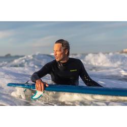 Neoprenanzug Surfen 100 4/3mm Herren schwarz