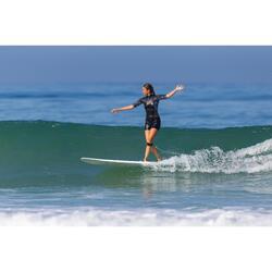 Hard surfboard 9' longboard 900. Supplied with 2 + 1 fins.