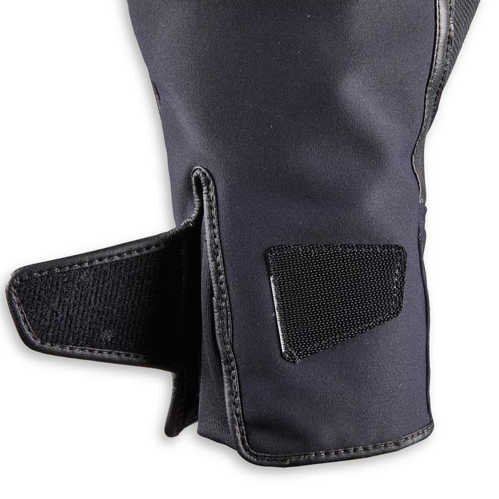 Warme rijhandschoenen voor heren 560 Warm zwart