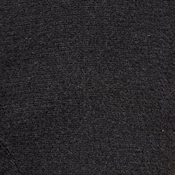 Warme rijhandschoenen voor dames 560 Warm grijs/zwart