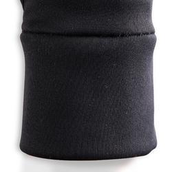 Warme rijhandschoenen voor dames 100 Warm zwart