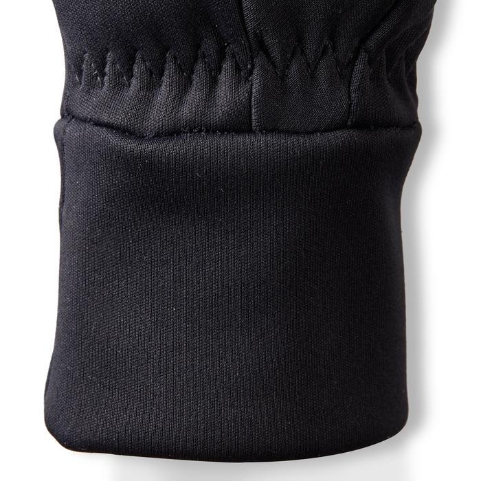 Winter-Reithandschuhe 100 Damen schwarz
