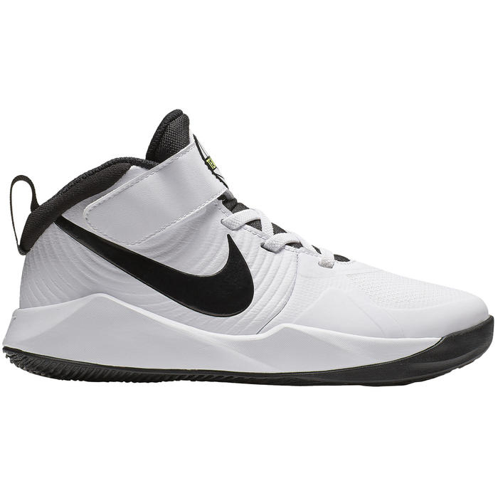 date de sortie 98b96 0392e Chaussure de basketball pour enfant NIKE TEAM HUSTLE D9 débutant ou  confirmé.
