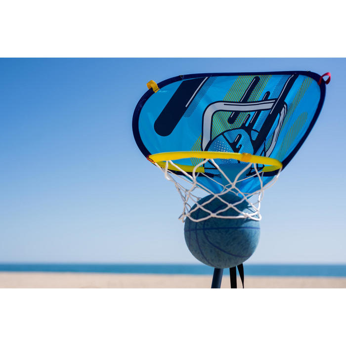 Hoop 500 Easy Basketball HoopCan be transported and set-up anywhere in < 60 sec.