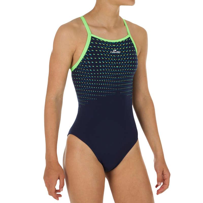 Costume Intero Jade Nabaiji Costumi Nuoto Bambina Sport In