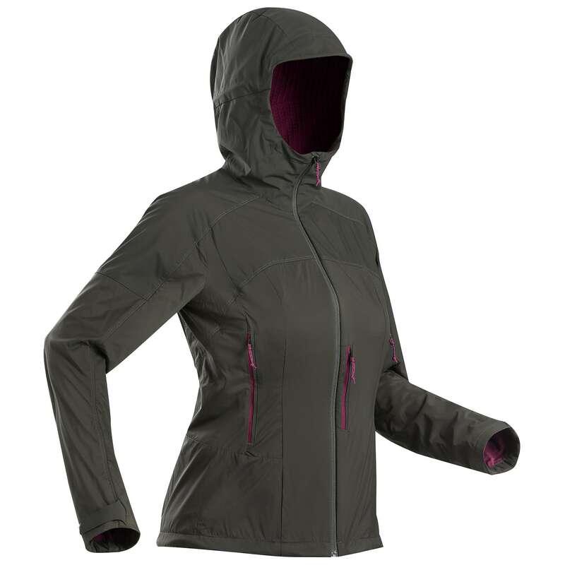 SOFTSHELL MONTAGNA DONNA Sport di Montagna - Softshell donna TREK900  FORCLAZ - Trekking donna