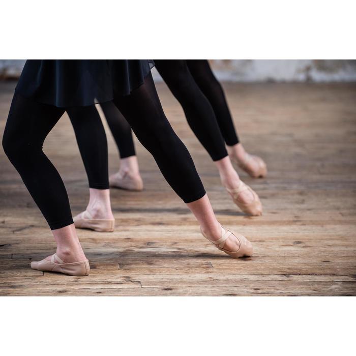 Demi-pointes voor ballet splitzool leer maat 41-42