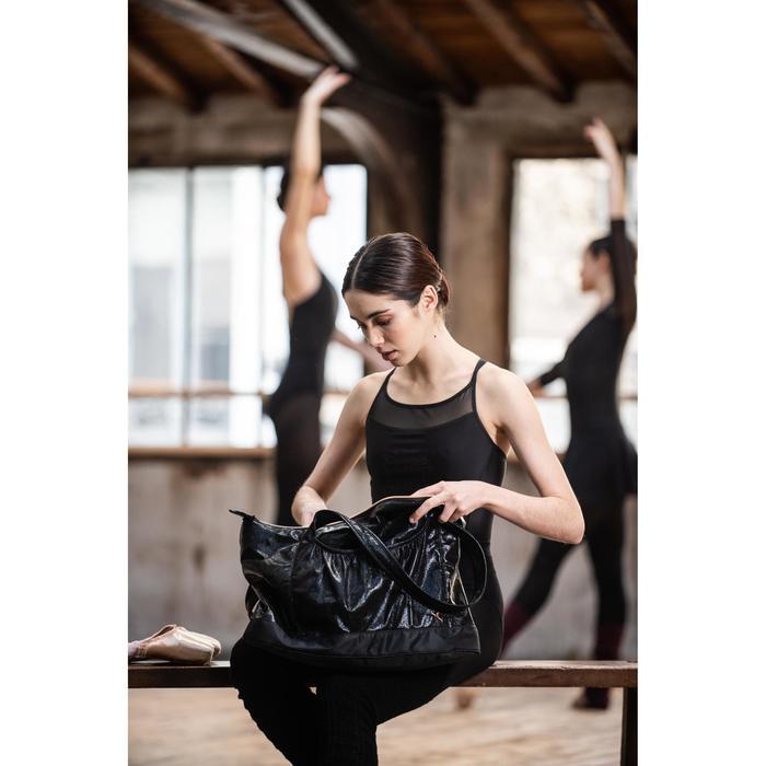 Bolsa Ballet Domyos Mujer Ultraligera Negro
