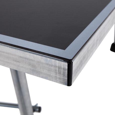 Tavolo ping pong ft830 outdoor artengo - Materiale tavolo ping pong ...