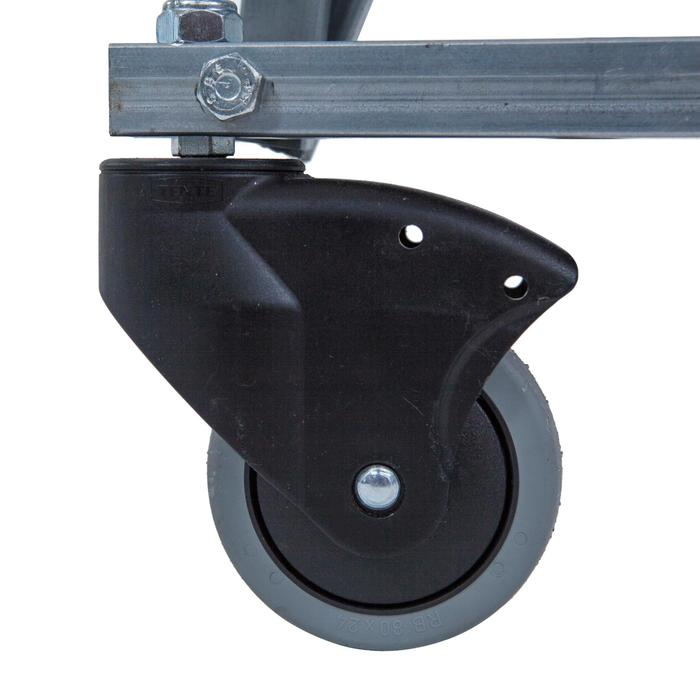 Tafeltennistafel / pingpongtafel Indoor PPT 500 blauw
