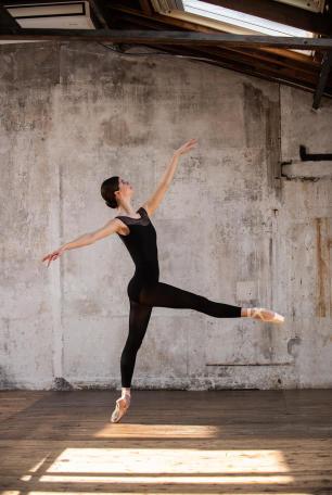 Ania Bartkowski danseuse classique