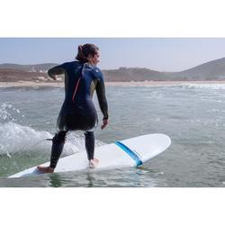 Women's full wetsuit 3/2,500 back zip