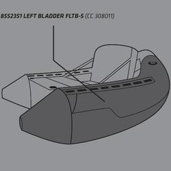 VESSIE GAUCHE FLOAT TUBE FLTB-5