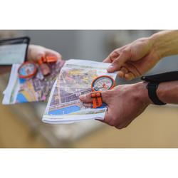 Daumenkompass Racer 500 links Orientierungslauf