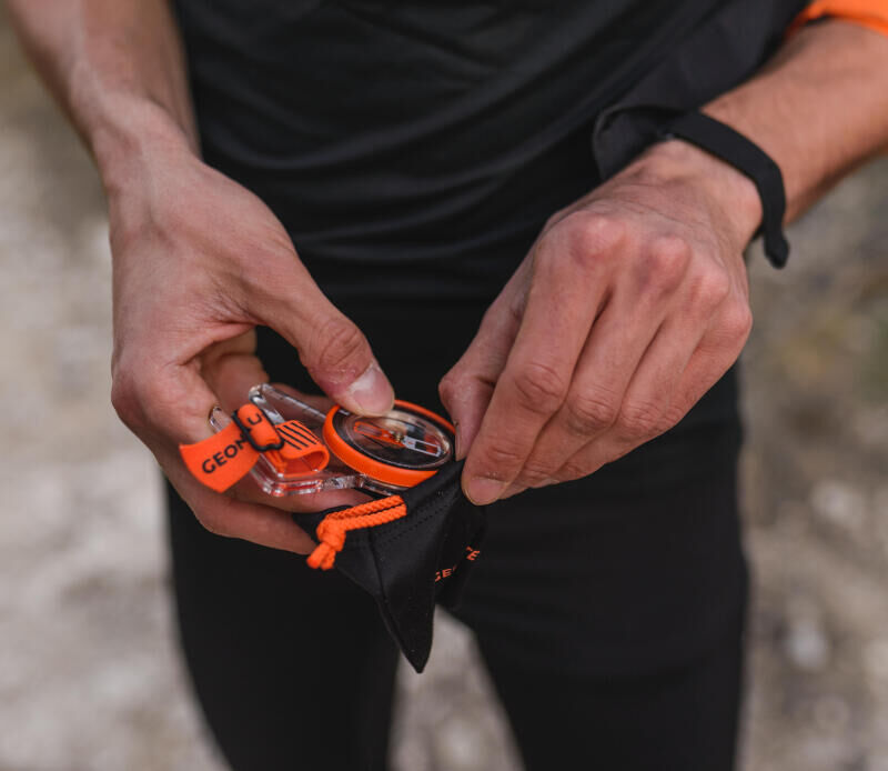 How to use a compass like a pro?