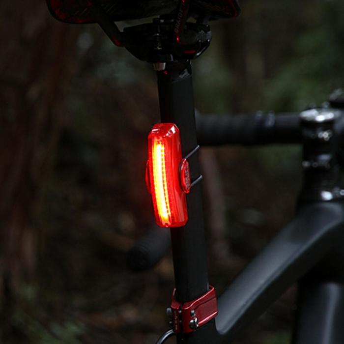Luz bicicleta trasera CATEYE RAPID X2 KINETIC.