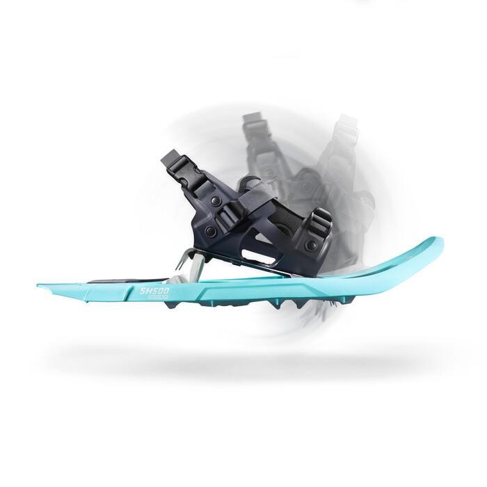 Sneeuwschoenen SH500 turquoisegroen