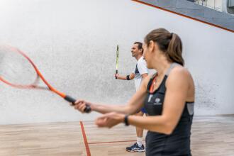 Démarrer le squash