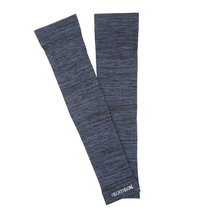 防曬袖套 藍色