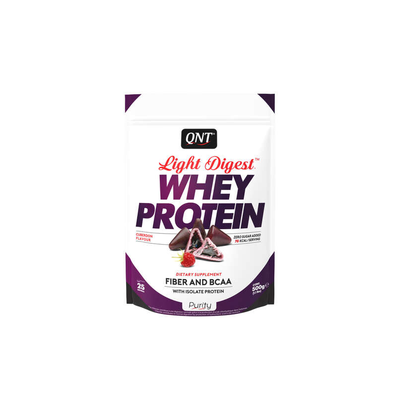 ПРОТЕИНЫ, БИОЛОГИЧ АКТИВ ДОБАВКИ Спортивное питание - Протеин Light Digest Кубердон QNT - Спортивное питание