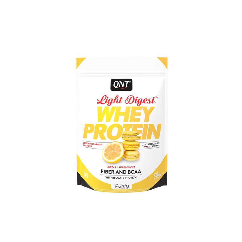 ПРОТЕИНЫ, БИОЛОГИЧ АКТИВ ДОБАВКИ Спортивное питание - Протеин Light Digest Макарон QNT - Спортивное питание