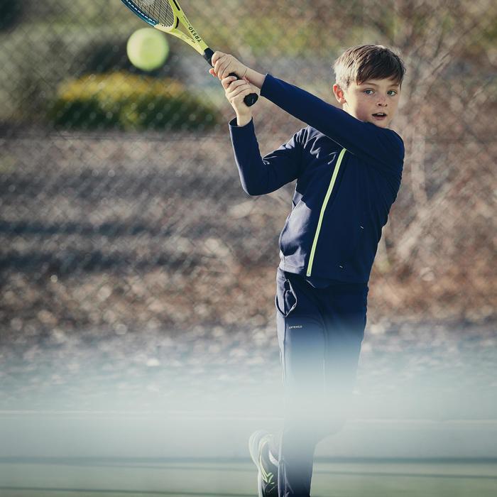 Thermische tennisbroek jongens Artengo