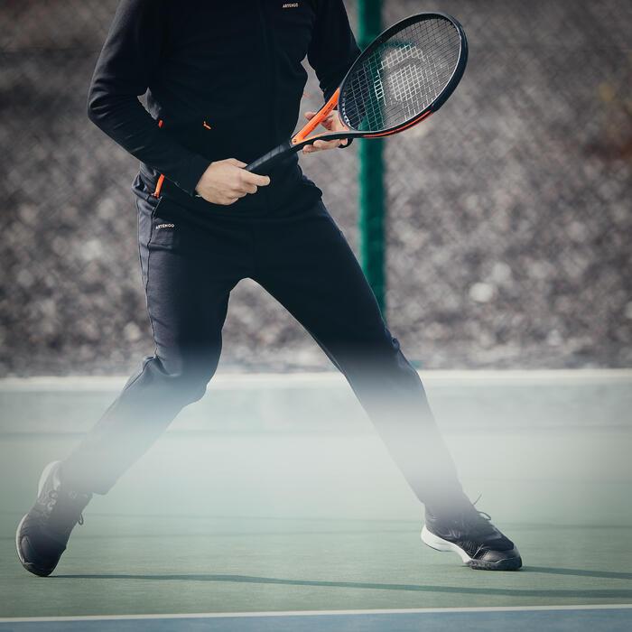 Tennisbroek voor heren TPA900 zwart