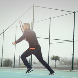 Tennishose TPA500 TH schwarz