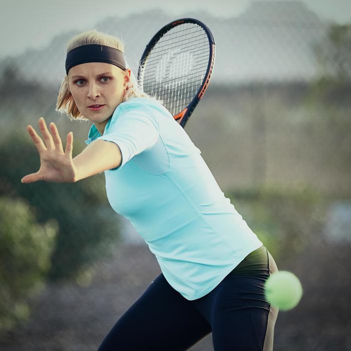 Tennisbandana Artengo zwart