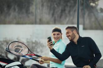 選擇合適的網球拍