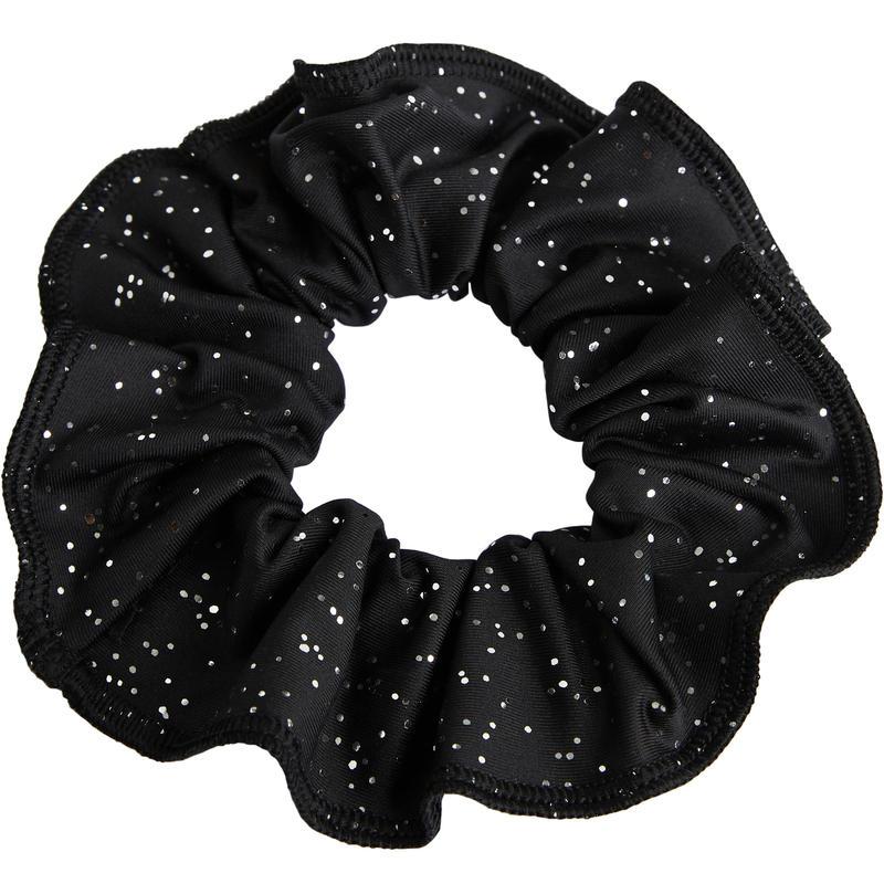 Women's Artistic Gymnastics Scrunchie - Black