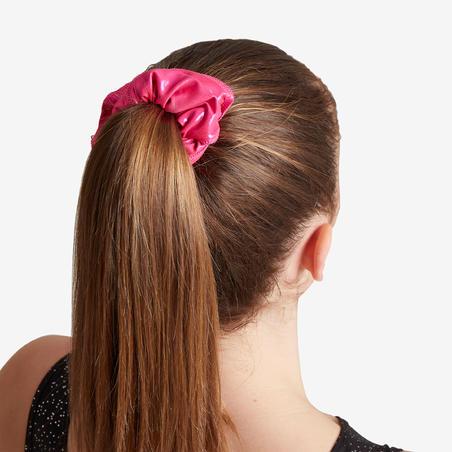 Scrunchie Senam Artistik Wanita - Pink
